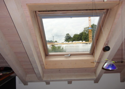 Dachfenster / Lukarnen